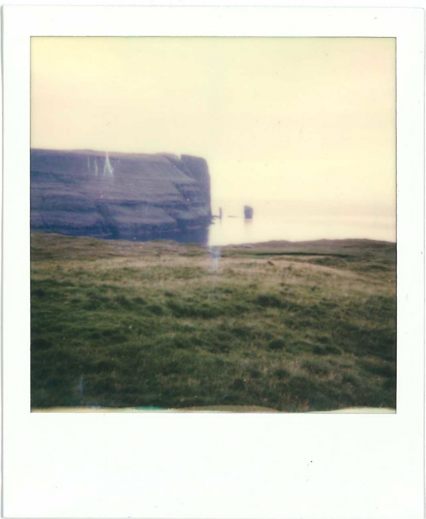 Risin and Kellingin - the Giant and the Witch - form a popular landmark on the island Eysturoy in the Faroe Islands
