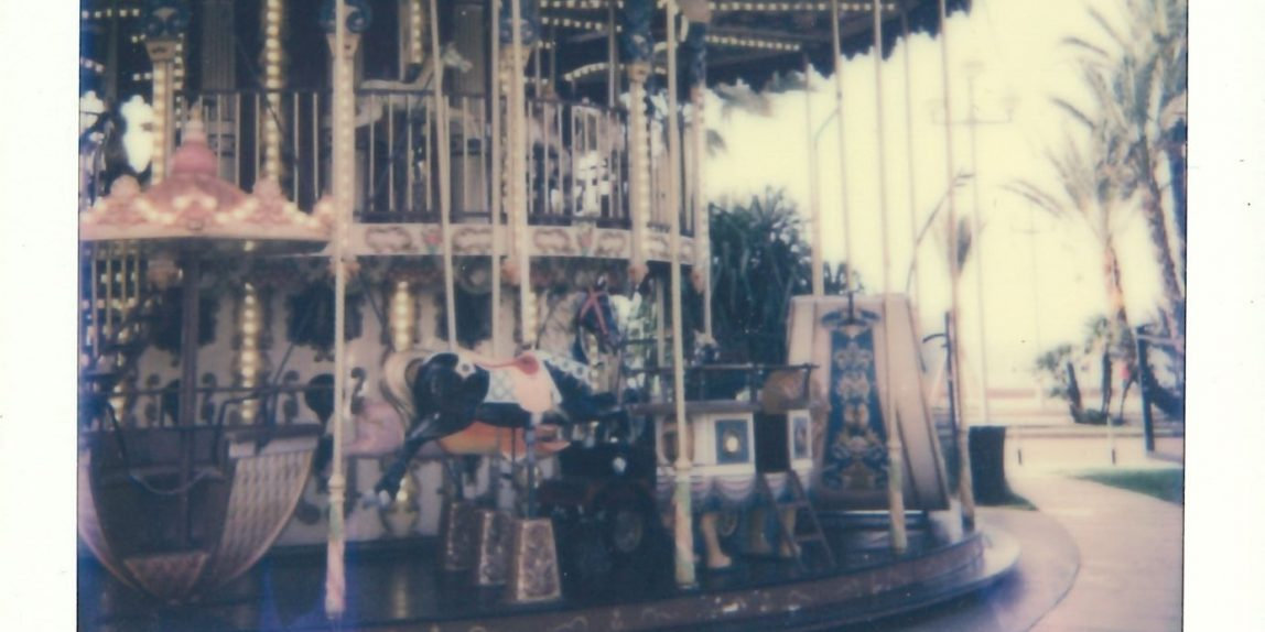 Carousel in Nice